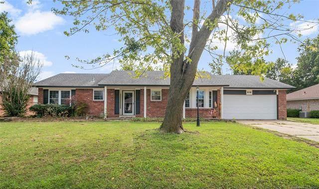616 Ridgewood Drive, Pryor, OK 74361 (MLS #2135951) :: Hopper Group at RE/MAX Results