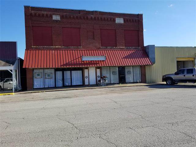 16 W Commercial Street, Inola, OK 74036 (MLS #2135991) :: Hopper Group at RE/MAX Results