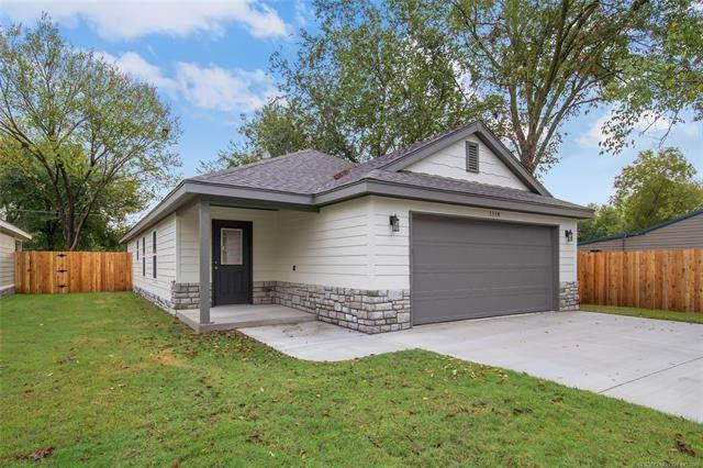 1114 N Osage Avenue, Claremore, OK 74017 (MLS #2136000) :: Active Real Estate