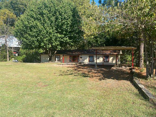 121149 S 4159 Road, Eufaula, OK 74432 (MLS #2136005) :: Hopper Group at RE/MAX Results