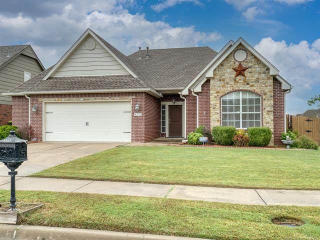 4733 S 178th East Avenue, Tulsa, OK 74134 (MLS #2136019) :: Active Real Estate
