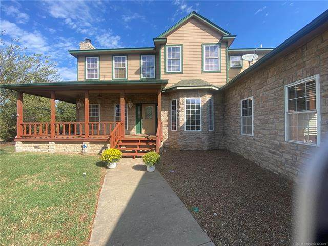 13797 Pease Lane, Skiatook, OK 74070 (MLS #2136036) :: The Gardner Real Estate Team