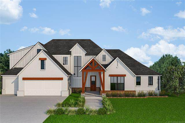 5308 E 124th Place S, Bixby, OK 74008 (MLS #2136054) :: Active Real Estate