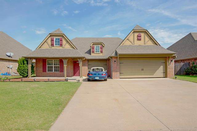 13671 S 86th East Avenue, Bixby, OK 74008 (MLS #2136060) :: Active Real Estate