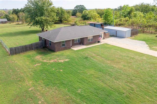 14282 County Road 3500, Ada, OK 74820 (MLS #2136063) :: Active Real Estate