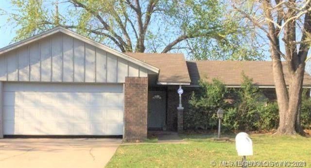 11537 E 27th Street, Tulsa, OK 74129 (MLS #2136089) :: 918HomeTeam - KW Realty Preferred
