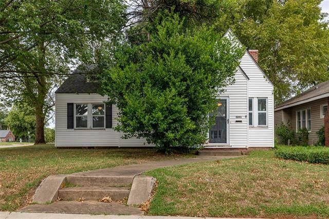 3201 E 4th Street, Tulsa, OK 74104 (MLS #2136093) :: Active Real Estate