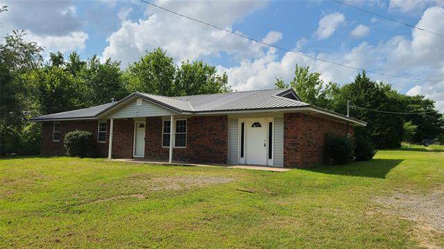 13680 Old Taft Road, Haskell, OK 74436 (#2136094) :: Homes By Lainie Real Estate Group