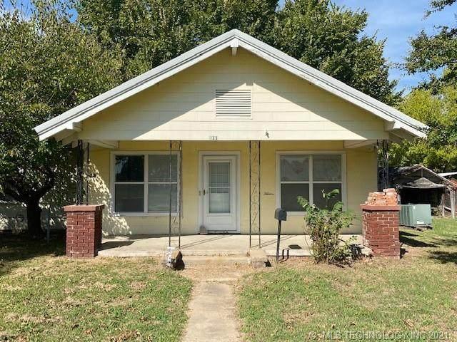 411 E Elm Avenue, Eufaula, OK 74432 (MLS #2136103) :: Active Real Estate