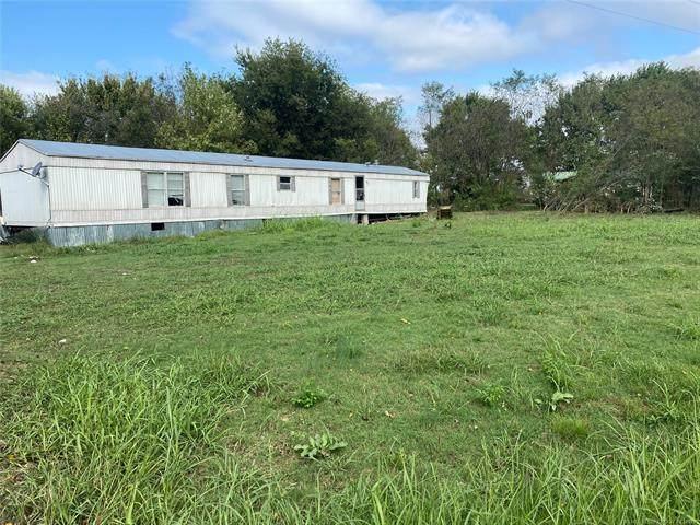 13401 Oktaha Road, Oktaha, OK 74450 (MLS #2136107) :: Active Real Estate