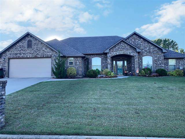 913 Springfield Court, Durant, OK 74701 (MLS #2136109) :: Active Real Estate