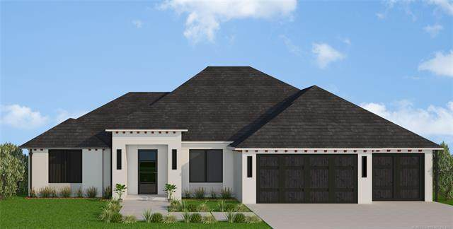 2846 E 142nd Court S, Bixby, OK 74008 (MLS #2136115) :: Active Real Estate