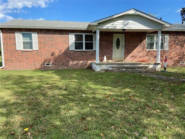 9101 N 165th East Avenue, Owasso, OK 74055 (MLS #2136128) :: Active Real Estate