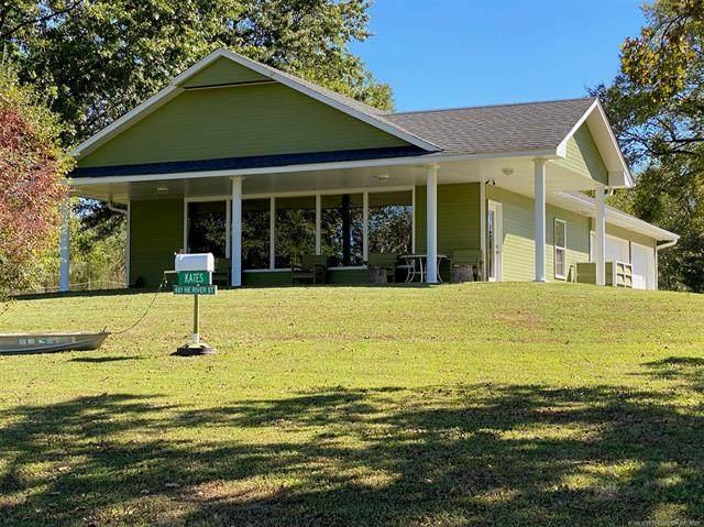 601 NE River Street, Stigler, OK 74462 (MLS #2136151) :: Active Real Estate