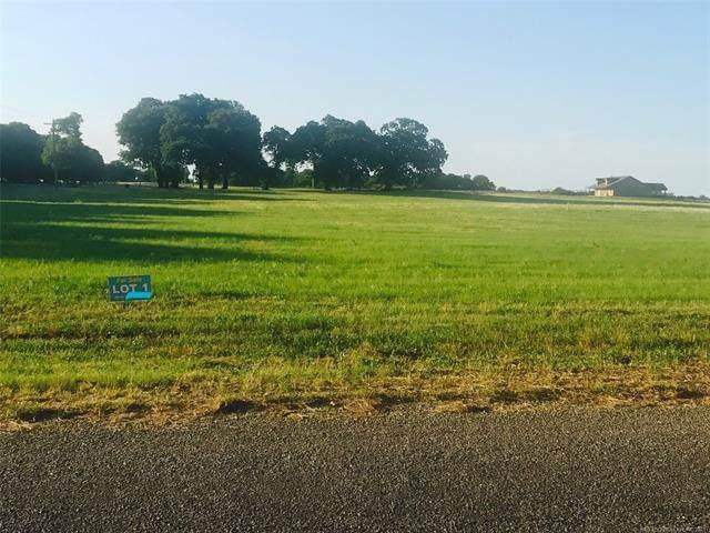 11974 Taylor Island View Road, Kingston, OK 73439 (MLS #2136153) :: Active Real Estate