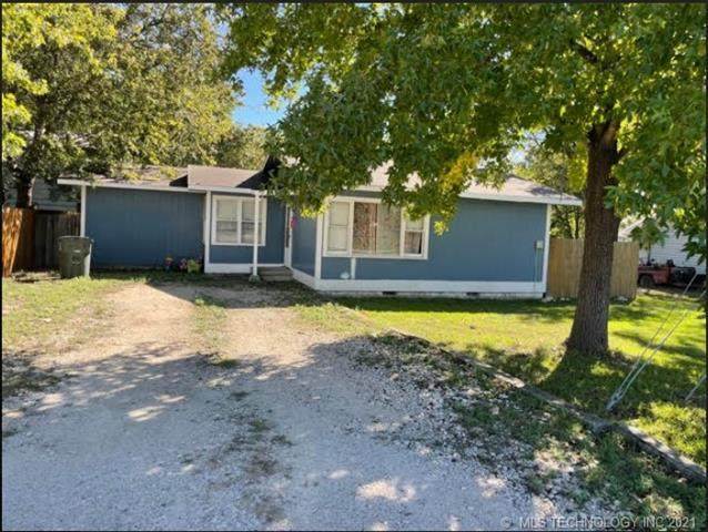 407 S 7th, Madill, OK 73446 (MLS #2136159) :: Active Real Estate