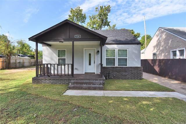 728 N New Haven Avenue, Tulsa, OK 74115 (MLS #2136182) :: Active Real Estate