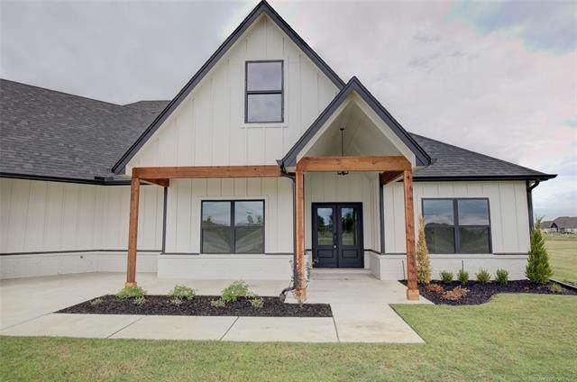 16701 S 3rd Avenue W, Glenpool, OK 74033 (MLS #2136191) :: 918HomeTeam - KW Realty Preferred