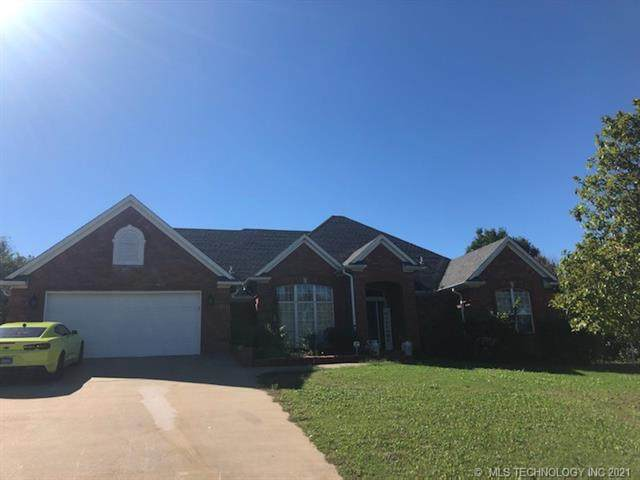 212 S Swallow Drive, Mcalester, OK 74501 (MLS #2136197) :: Hopper Group at RE/MAX Results