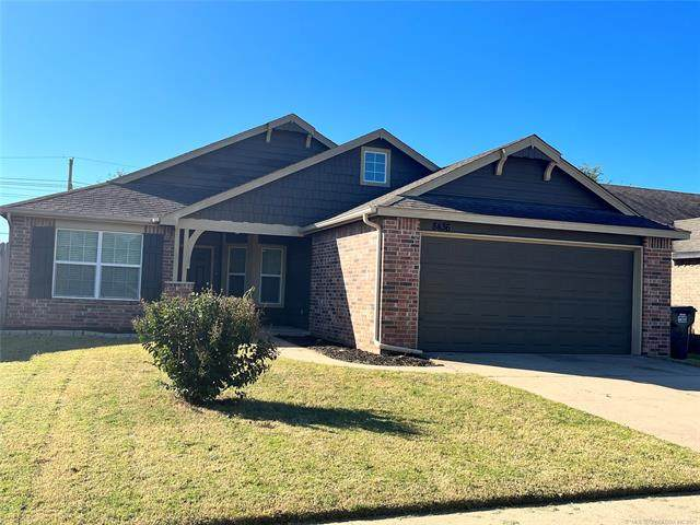 8436 E 160th Place S, Bixby, OK 74008 (MLS #2136217) :: Active Real Estate
