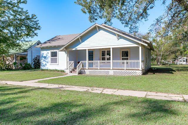 209 E Stumbo Avenue, Perkins, OK 74059 (MLS #2136229) :: Active Real Estate