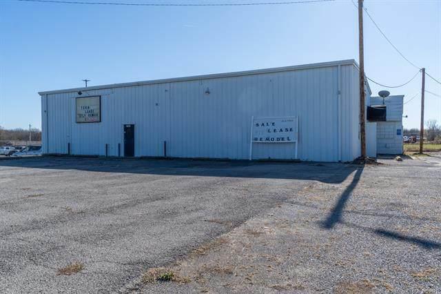 1900 N 20th Street, Muskogee, OK 74401 (MLS #2136256) :: Active Real Estate