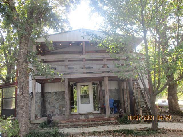 2628 Kickapoo, Sulphur, OK 73086 (MLS #2136278) :: Active Real Estate
