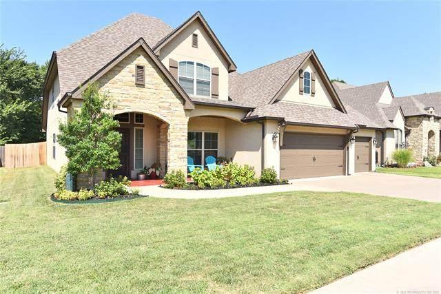 14362 S Hudson Avenue, Bixby, OK 74008 (MLS #2136284) :: The Gardner Real Estate Team