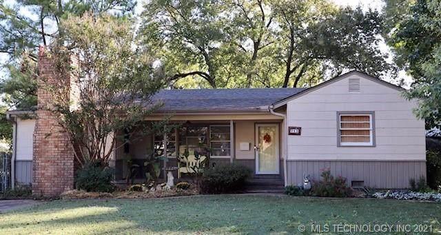 711 N Marion Avenue, Tulsa, OK 74115 (MLS #2136291) :: Active Real Estate