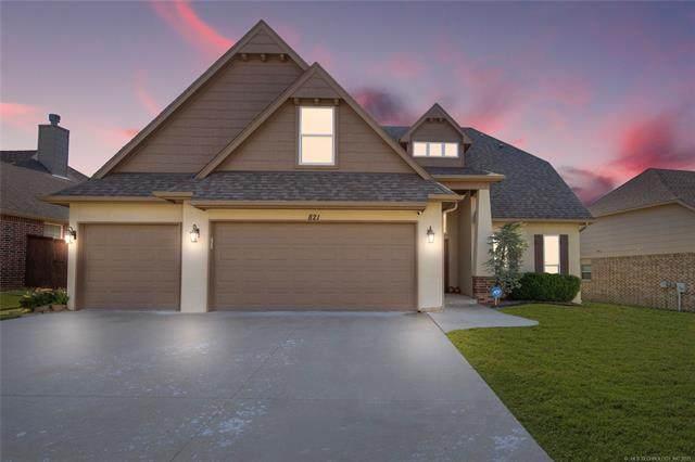 821 W Fargo Drive, Broken Arrow, OK 74012 (MLS #2136338) :: Hopper Group at RE/MAX Results
