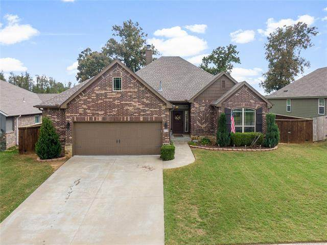 218 W 55th Street, Sand Springs, OK 74063 (MLS #2136348) :: Active Real Estate
