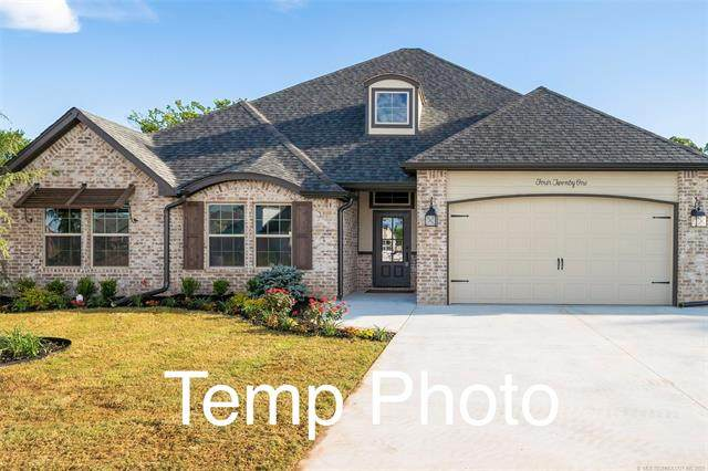605 E 125th Place, Jenks, OK 74037 (MLS #2136397) :: Hopper Group at RE/MAX Results