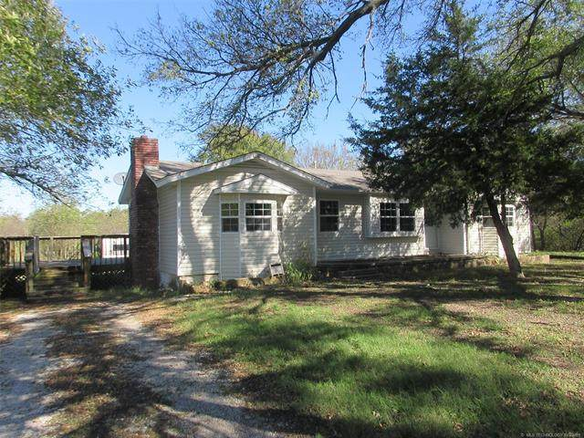 13941 E 400 Road, Claremore, OK 74017 (MLS #2136404) :: Active Real Estate
