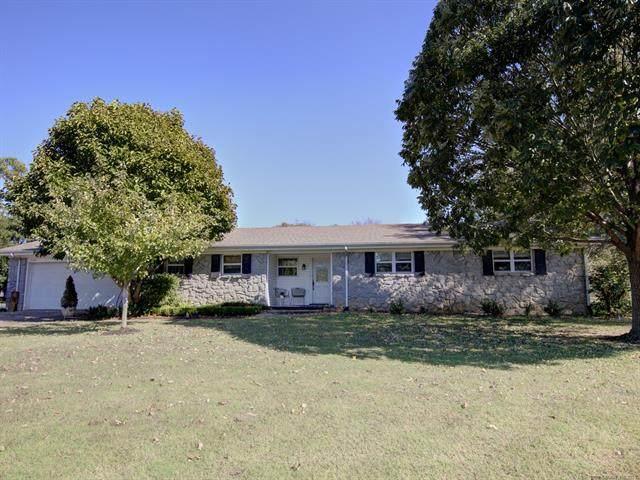 12165 S 193rd East Avenue, Broken Arrow, OK 74014 (MLS #2136419) :: Active Real Estate