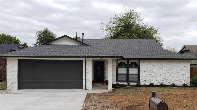 3313 S Ash Place, Broken Arrow, OK 74012 (MLS #2136429) :: Active Real Estate