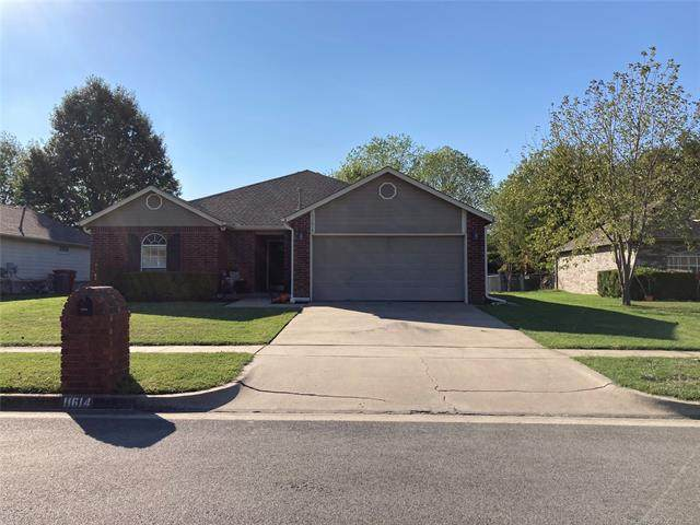 11614 N 109th East Place, Collinsville, OK 74021 (MLS #2136437) :: Maven Real Estate