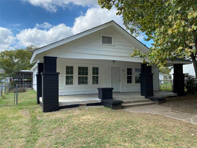405 E NW, Ardmore, OK 73401 (MLS #2136445) :: Hopper Group at RE/MAX Results