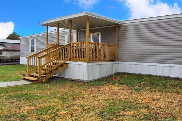 114522 S 4203 Road, Checotah, OK 74426 (MLS #2136490) :: Hopper Group at RE/MAX Results