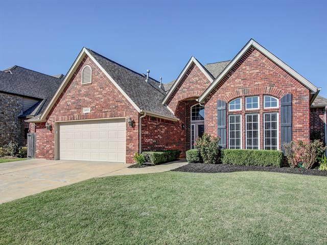 18521 E 43rd Street, Tulsa, OK 74134 (MLS #2136502) :: 918HomeTeam - KW Realty Preferred