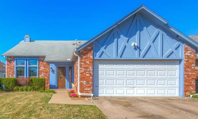 8614 S 89th East Place, Tulsa, OK 74133 (MLS #2136525) :: Hopper Group at RE/MAX Results