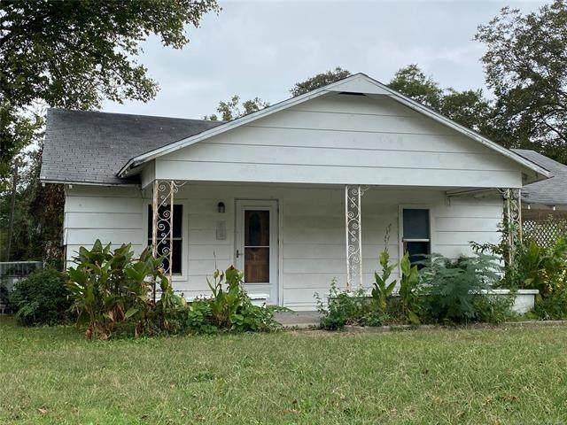 510 N 1st Street, Broken Arrow, OK 74012 (MLS #2136553) :: The Gardner Real Estate Team