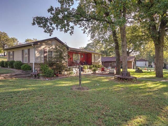 609 Terrace Drive, Sand Springs, OK 74063 (MLS #2136555) :: 918HomeTeam - KW Realty Preferred