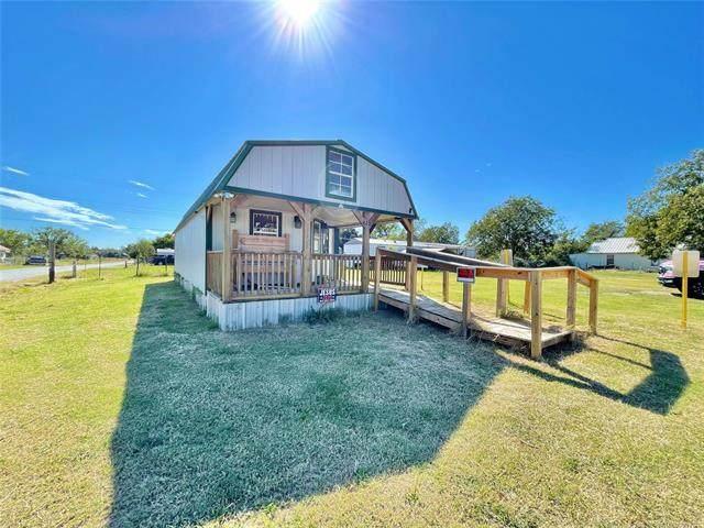 423 E Main Street, Ringling, OK 73456 (MLS #2136598) :: Active Real Estate