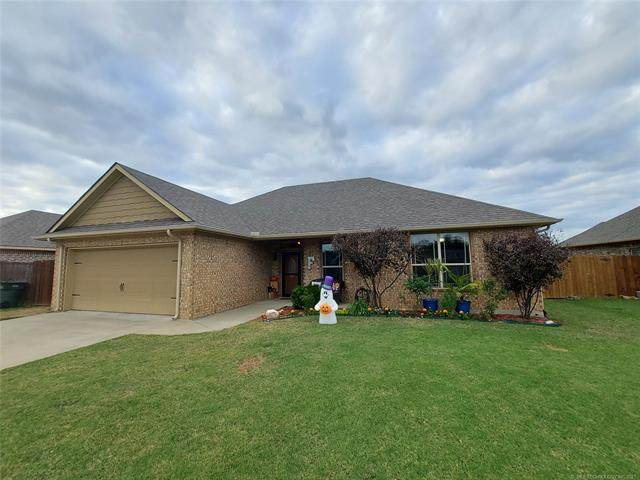 3500 Overland Drive, Durant, OK 74701 (MLS #2136599) :: Hopper Group at RE/MAX Results
