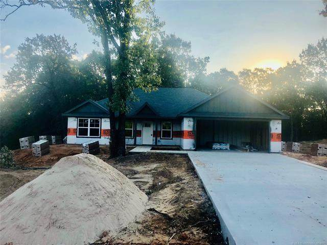 321 Rawlings Road, Silo, OK 74701 (MLS #2136602) :: Hopper Group at RE/MAX Results