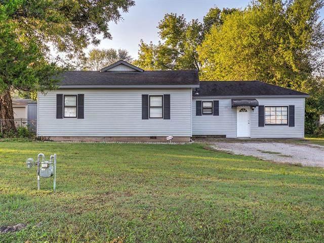 120 E Burnham Avenue, Sapulpa, OK 74066 (MLS #2136627) :: 918HomeTeam - KW Realty Preferred