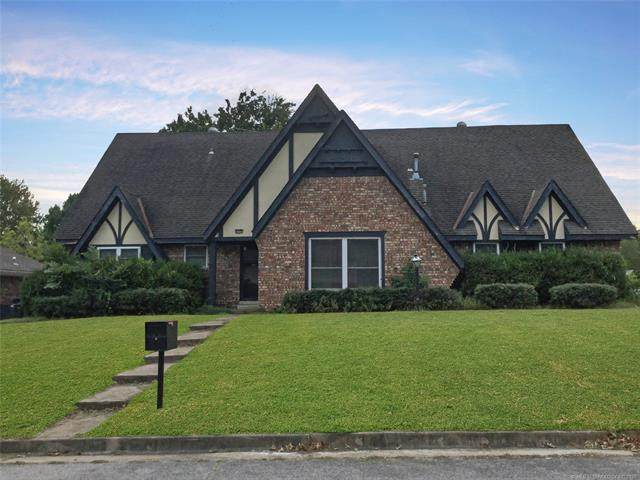 6708 S 67th East Avenue, Tulsa, OK 74133 (MLS #2136648) :: Hopper Group at RE/MAX Results