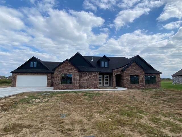 14125 N 58th East Avenue, Collinsville, OK 74021 (MLS #2136656) :: The Gardner Real Estate Team