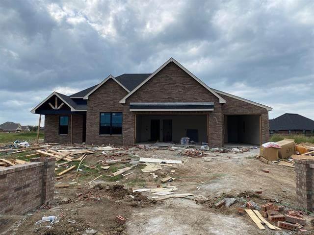 5700 142nd Place North, Collinsville, OK 74021 (MLS #2136668) :: The Gardner Real Estate Team