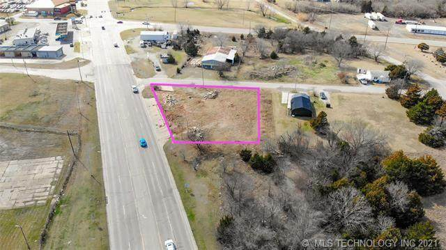 1601 Sam Noble Parkway, Ardmore, OK 73401 (MLS #2136669) :: Hopper Group at RE/MAX Results